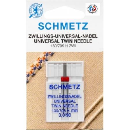 SCHMETZ AIGUILLE DOUBLE 3,0 MM