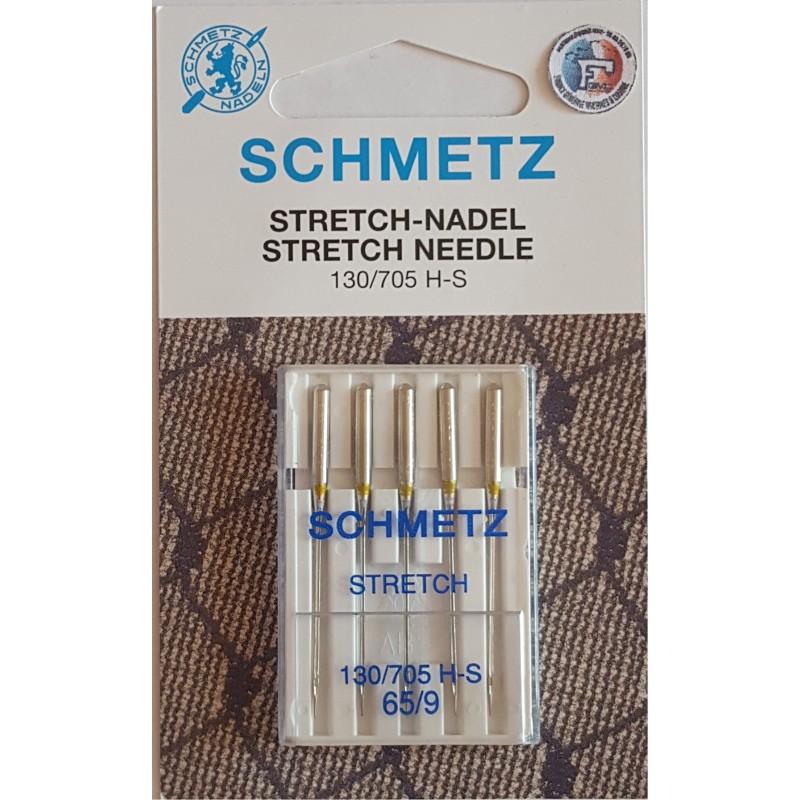 SCHMETZ AIGUILLES POUR STRETCH 65