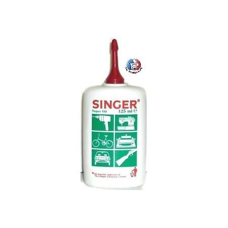 HUILE 125 ML SINGER
