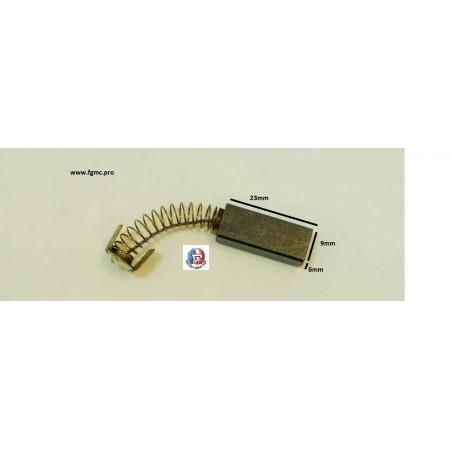 CHARBON FIMEN 6mmX 9mmX 23mm (ORIG)