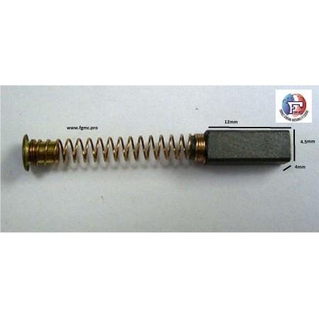 CHARBON E F K 4mm X 4.5mm X 12mm