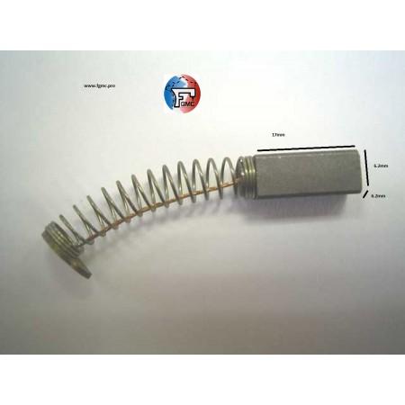 CHARBON MAIMIM 6.2mmX6.2mmX17mm