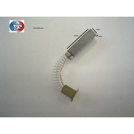 CHARBON PFAFF 90/284 4mm x 5mmx 13mm