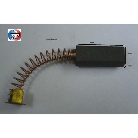 CHARBON 6mm X 9mm X 20mm (OB 2)