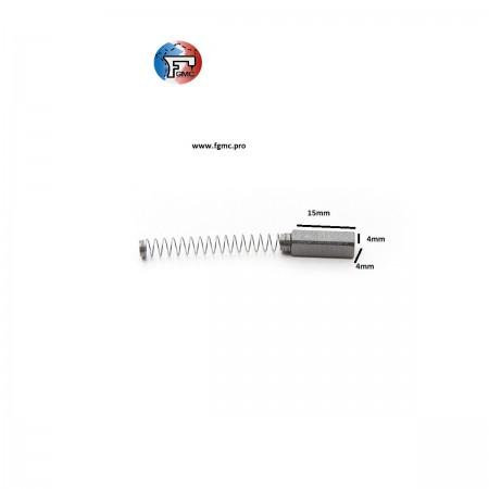 CHARBON EFK 4mm X 4mm X 15mm