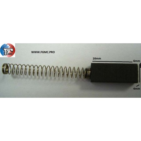 CHARBON ANKER RZ 4mmX5mmX16mm