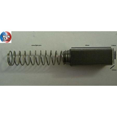 CHARBON YDK 4.9mm X 5.4mm X 12mm