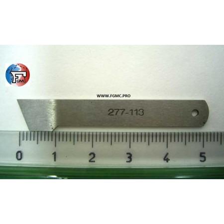 COUTEAU SURJETEUSE INFERIEUR RIMOLDI 277113 MACHINE A COUDRE REF/5693152