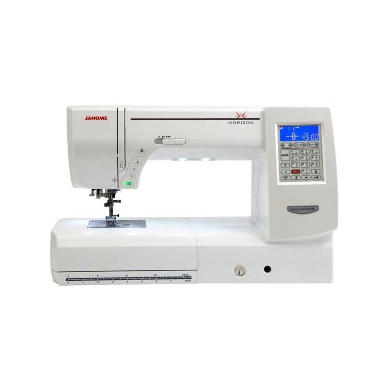 JANOME HORIZON MEMORY CRAFT 8200 QC SPECIAL EDITION
