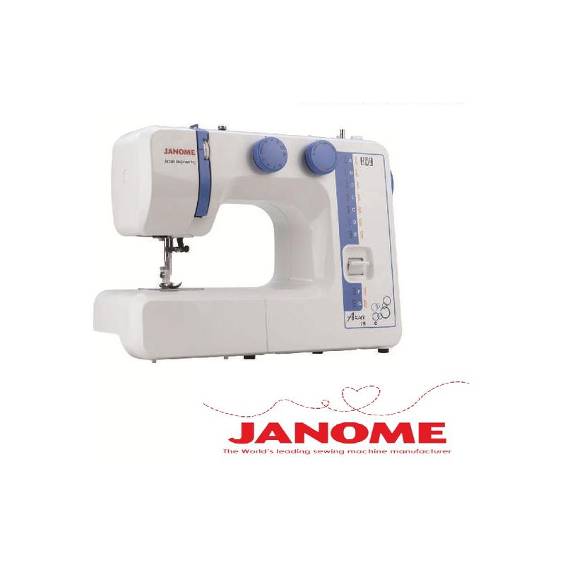JANOME AZUR 19