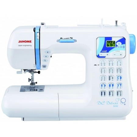 JANOME DC DELUX 5030